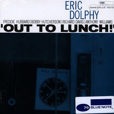 Eric Dolphy - Out To Lunch (Vinyl LP - 1964 - US - Reissue)