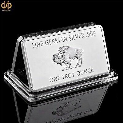 New 1 oz Northwest Territorial Mint Silver Bar .999 Fine-50% OFF TODAY