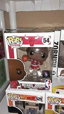 Michael Jordan Funko Pop! #54 100% Guaranteed Pre Order Chicago Bulls NBA