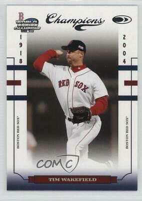 2004 Topps Boston Red Sox World Series Box Set 11 Tim