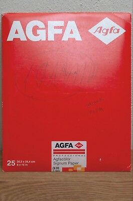 Agfa Agfacolor Signum Glossy Paper