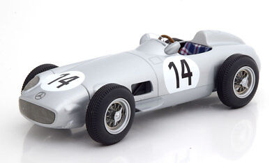 1:18 iScale Mercedes W 196 GP Great Britain Kling 1955
