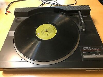 Studio Standard Fisher Linear Tracking Turntable MT-729 Working Condition