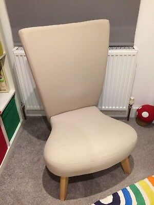 Kensington Breastfeeding Nursing Chair. Collection Only.