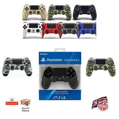 PS4 Dualshock 4 Wireless Controller V2 BRAND NEW & SEALED BOX Official