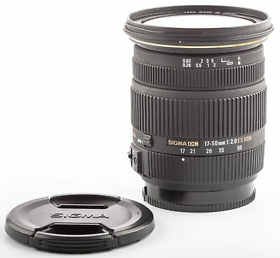 Sigma DC 17-50mm 2,8 EX OS HSM Zoom Sony A-mount SHP 58091