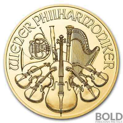 2019 Gold Austria Philharmonic - 1 oz