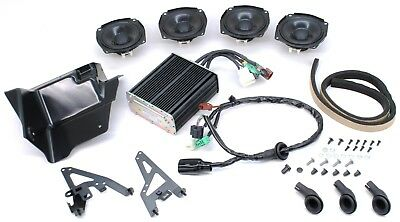 Genuine Honda Power Amp & Premium Speaker Kit 2018+ GL 1800 Gold Wing Tour #W247