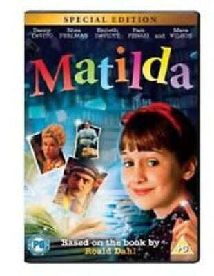Matilda - Special Edition - VG CONDITION - UK DVD - FREE P&P