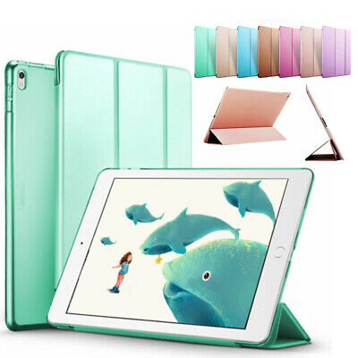 "Smart Magnetic Folding Stand Cover Case For Apple iPad 9.7"" 6th Generation 2018"