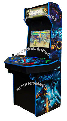 ARCADE GAME Plans DIY Arcade Machine for CHEAP!! Multi-Game MAME PC Multicade