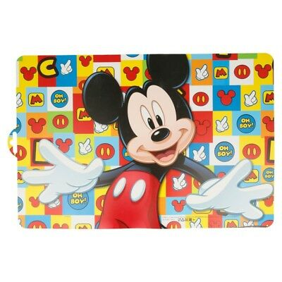 MANTEL INDIVIDUAL Mickey Mouse ICONS