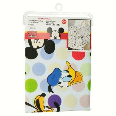 HULE - MANTEL 1,40 x 2,20 m Mickey Mouse & FRIENDS ONE AND ONLY