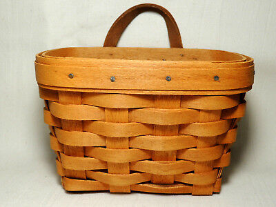 LONGABERGER 1994 AMBROSIA Booking Basket
