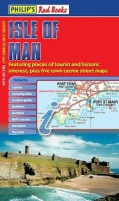 Philip's Isle of Man Leisure and Tourist Map 9781849072199 (Paperback, 2012)