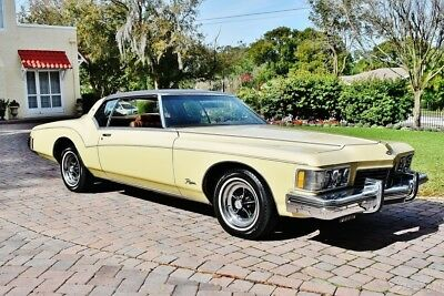1973 Buick Rivera Outstanding Original Condition 1973 Buick Riviera Boat Tail Amazing Original Condition Must be Seen Loaded