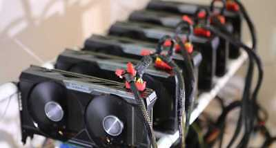 14x vAMD RX580  - 5 days 400Mh/s ETHEREUM mining contract