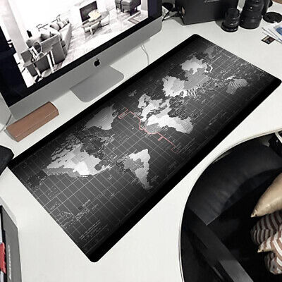 90x40cm Extra Large XXL Size Anti-Slip Gaming Mouse Pad Mat F/ PC Laptop Macbook