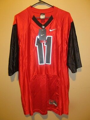 50b97a38e Jake Fromm - Georgia Bulldogs Authentic Football jersey - NIKE Adult medium  NWT