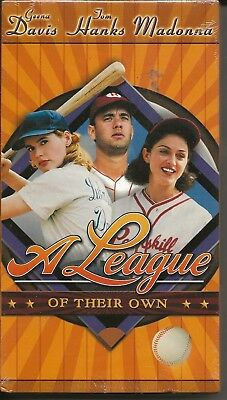 A League of Their Own (VHS, 1993) Brand New