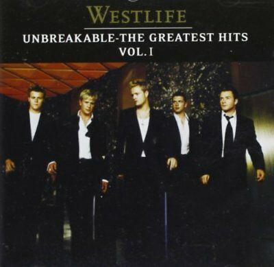 WESTLIFE Unbreakable: The Greatest Hits NEW CD ALBUM / FREE DELIVERY