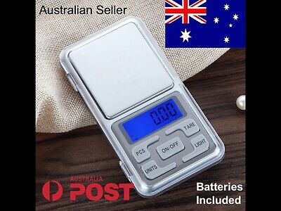 500g/0.01g Mini Small Pocket Electronic Digital Weight Balance Scale Jewellery