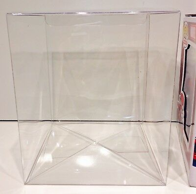 1 Box Protector For FUNKO POP! SPIDER-MAN WITH SPIDER MOBILE Clear Display Case