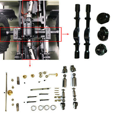 Replacement Metal OP Accessory Spare Parts Kit For WPL 1/16 6WD B-16 B36K RC Car