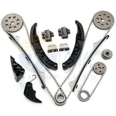 Timing Chain Kit Fits 06-09 10 KIA SEDONA SORENTO AMANTI 3.8L V6 G6DA