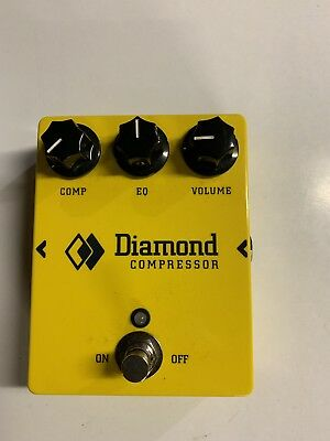 Diamond CPR-1 Compressor Guitar Pedal