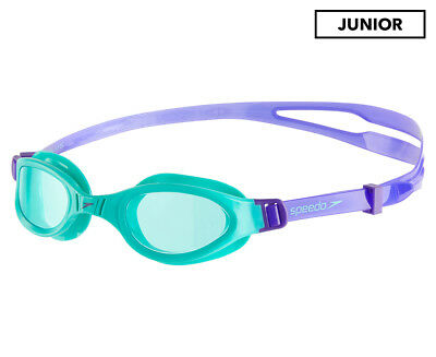 Speedo Junior Futura Plus Goggles - Violet/Spearmint