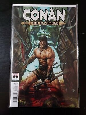 Conan the Barbarian #1 1:50 Granov Variant