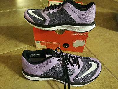 low priced eeeb8 6519d NEW  79 Womens Nike FS Lite Run 3 Print Running Shoes, size 11
