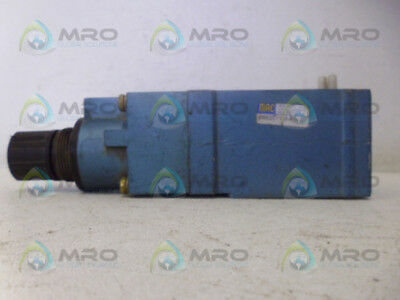 Mac Pr62C-115A Valve *new No Box*