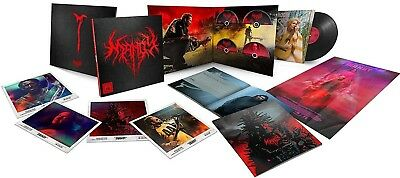 "Mandy Ultimate Edition BluRay + 2 DVD  + CD + 10"" Vinyl + Poster/Cards LTD 2000"