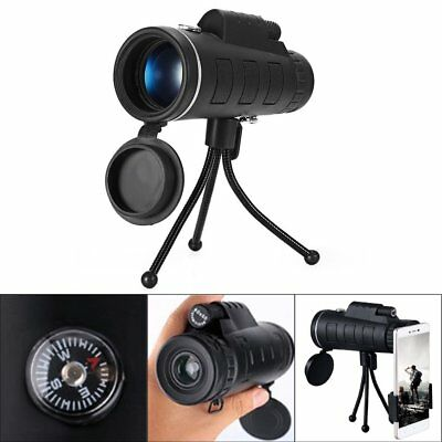 40X60 Lightspeed Optics Smartphone Monocular Telescope High Quality HE