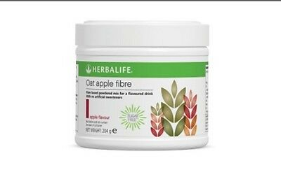 Herbalife oat apple fibre 204g apple flavour