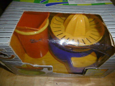 Missionary Auction New Boxed Battery Operated Juicer