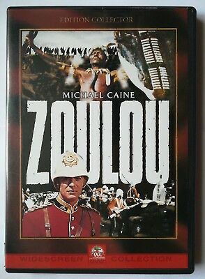 Zoulou [Édition Collector] DVD ~ Michael Caine DVD Zone 2
