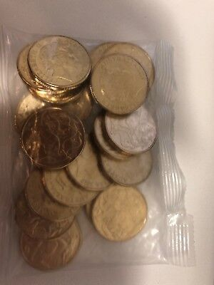 2018 2019 Uncirculated $1 Coin Bag Of 20