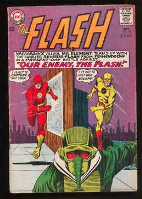 Flash (1959 series) #147 in Very Good minus condition. DC comics [*mb]