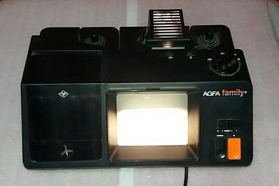 Agfa Family Super 8Mm Camera & Projector.