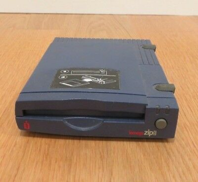 Iomega Z100P2 zip drive with AC adapter