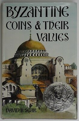 Sear, Byzantine coins and their values Byzance