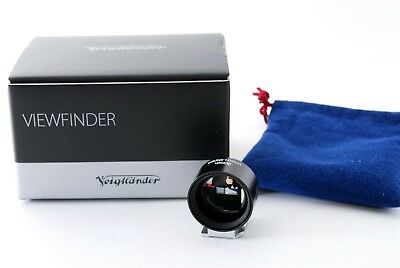 【Mint】Voigtlander 40mm View Finder Leica M M10 M9 M8.2 from Japan 374719