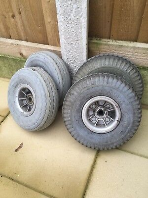 Mobility Scooter Wheels