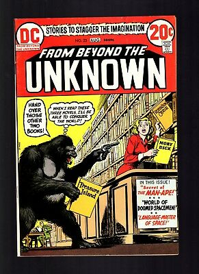 From Beyond the Unknown #23  VFN/NM