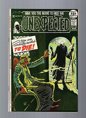 Unexpected #126  VFN    DC gothic horror