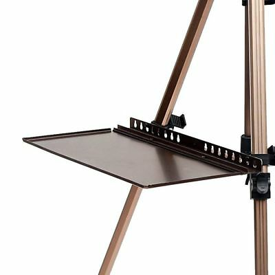 Artist Easel Tray Aluminum Alloy Replacement Sketch Rack Folding Storage Tray