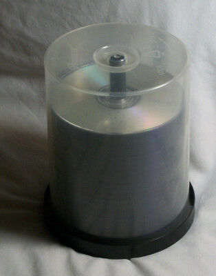 Spool Of 75 Memorex DVD+R Blank DVD's For Recording~ New/Other